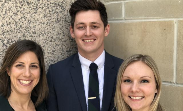 The Student Legal Services criminal team