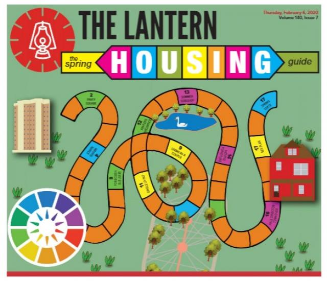 Lanterns Spring Housing Issue